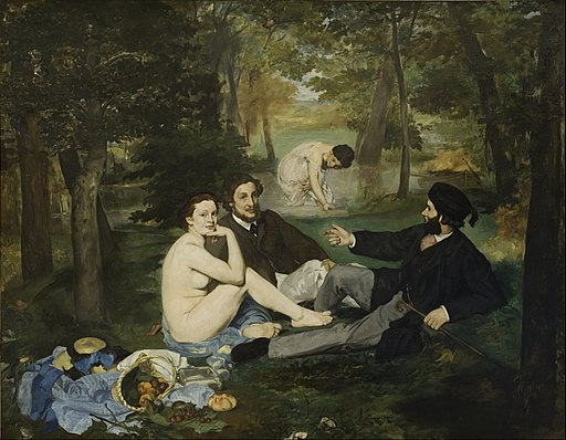 512px-Edouard_Manet_-_Luncheon_on_the_Grass_-_Google_Art_Project