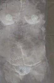 Body Torso circa 1997 textile photo manipulated 2017