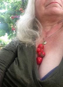 bright cherry